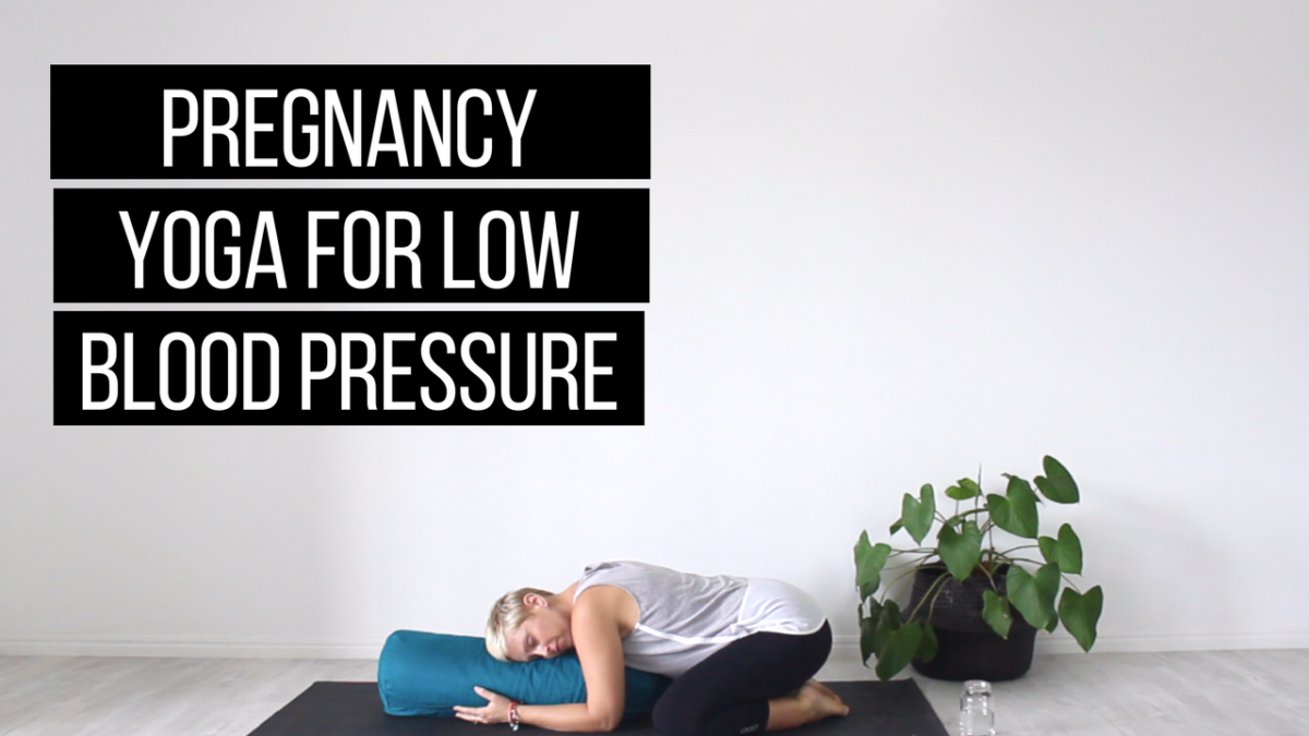 How to manage low blood pressure during pregnancy (and a pregnancy