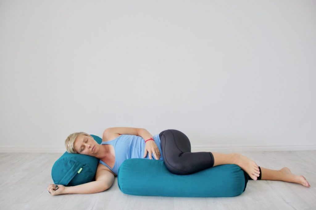 Props in pregnancy yoga are essential – here's why.