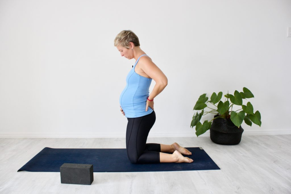 when should i start pregnancy yoga