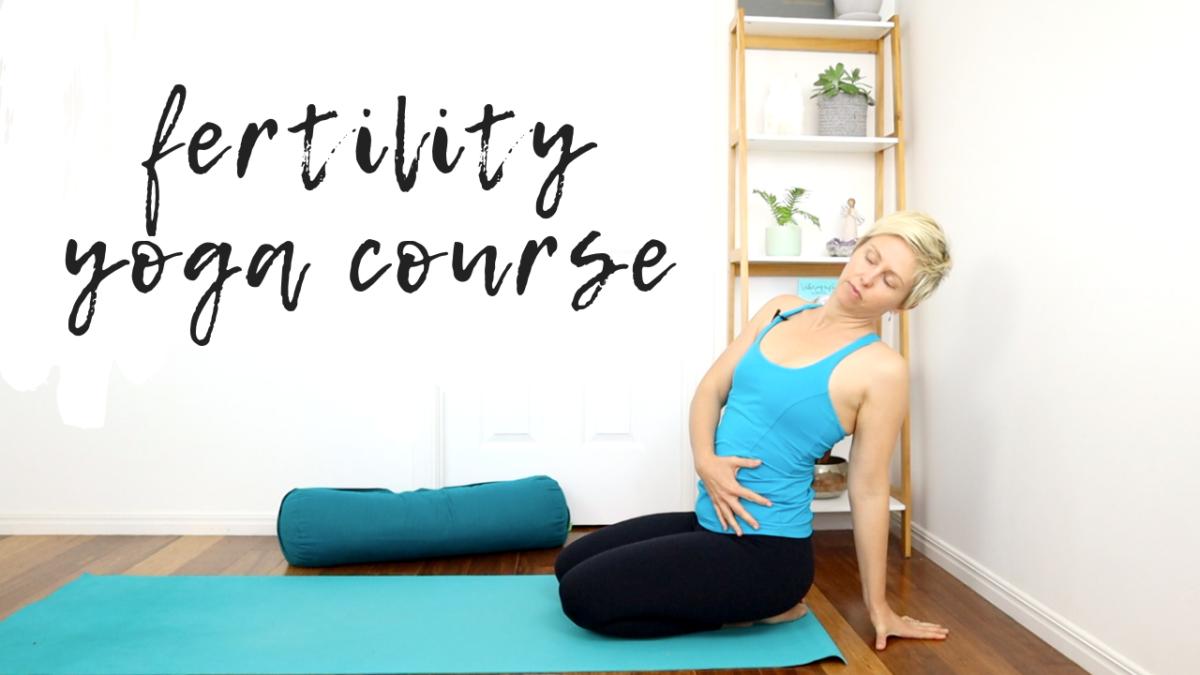Online Fertility Yoga Course Bettina Rae